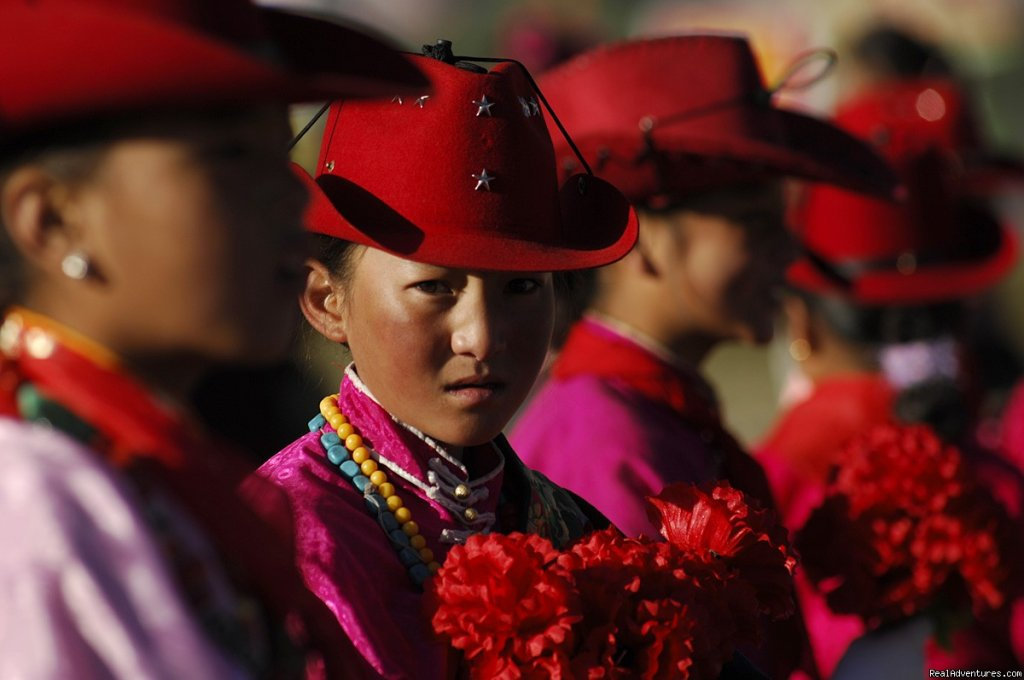 Tibetans at Yushu Festival, Qinghao | Image #21/22 | Great Driving Journeys of the World