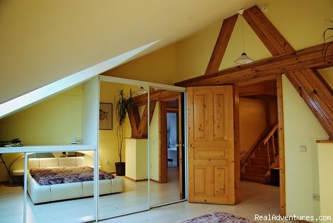 Rent a flat in Vilnius, bedroom 1 (#2 of 5) - Rent a flat in Vilnius
