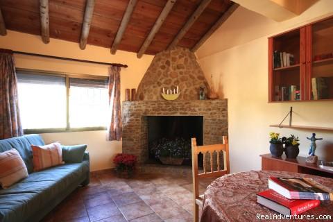 Living room - Cortijo del Medico