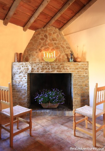 fireplace (#5 of 5) - Cortijo del Medico