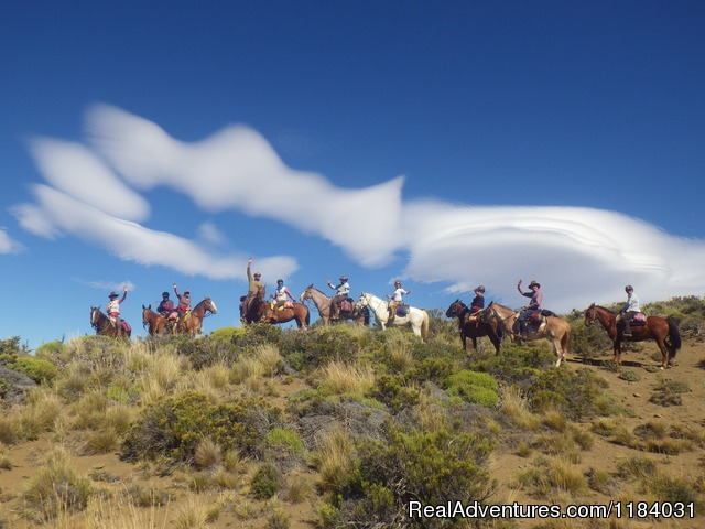 The Andes Grande Travers?e - Riding and Trekking in Chilean Patagonia