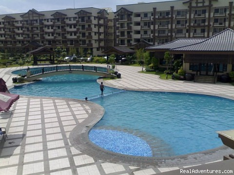 $490 fully furnished condo unit near The Fort