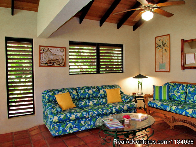 - Vacation Villas on two waterfronts