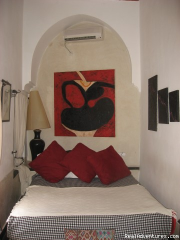 Master Bedroom - Riad Fawakay