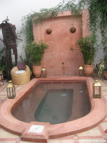 Plunge Pool (#3 of 5) - Riad Fawakay