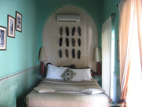 Double Bedroom - Riad Fawakay