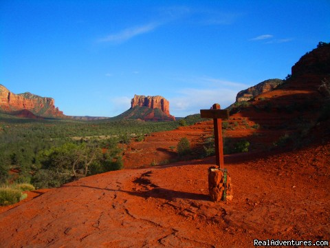 Cathedral Walk Sedona - Spiritual Travel Adventures