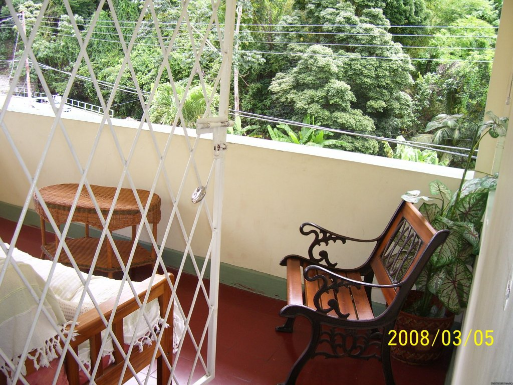 Our Nature Patio | Image #1/3 | Port of Spain, Trinidad & Tobago | Vacation Rentals | Samise Villa - Experience Nature near the City