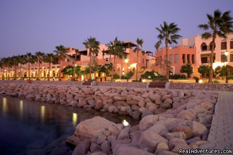 - Sea & Marina View apartment - Red Sea