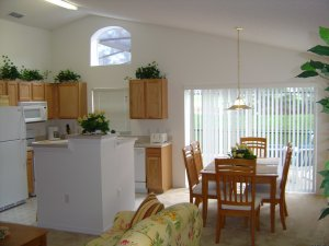 Florida Golf Villa with Pool Nr Theme Parks Vacation Rentals Haines City, Florida