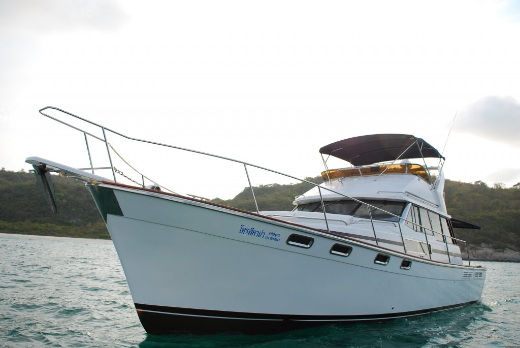 tropicana yacht charter