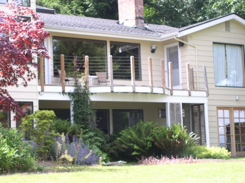 Whidbey Island Bluff House Langley Washington Vacation Rentals