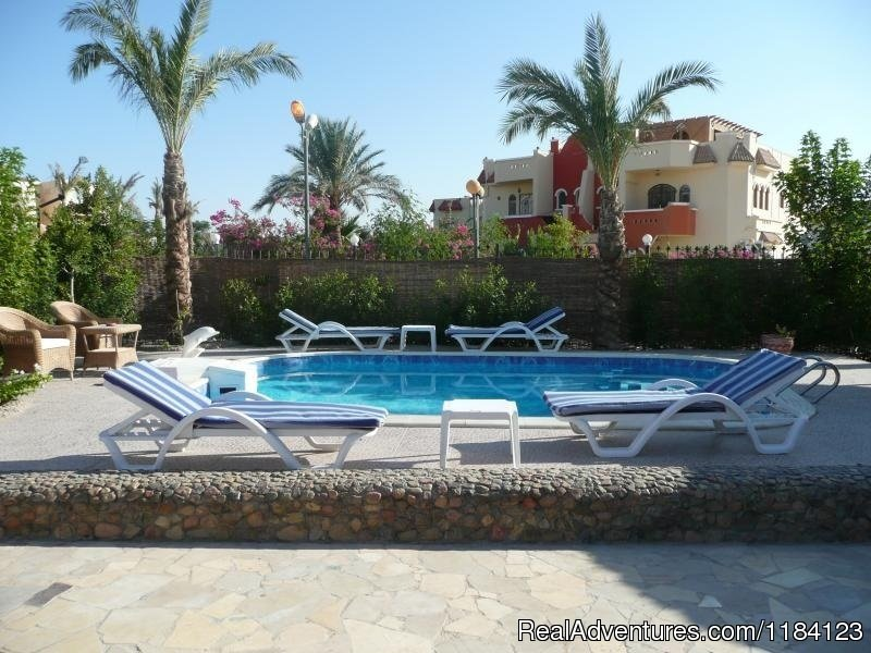 Image #8/12 | Villa-apartment With Private Swimmingpool Hurghada