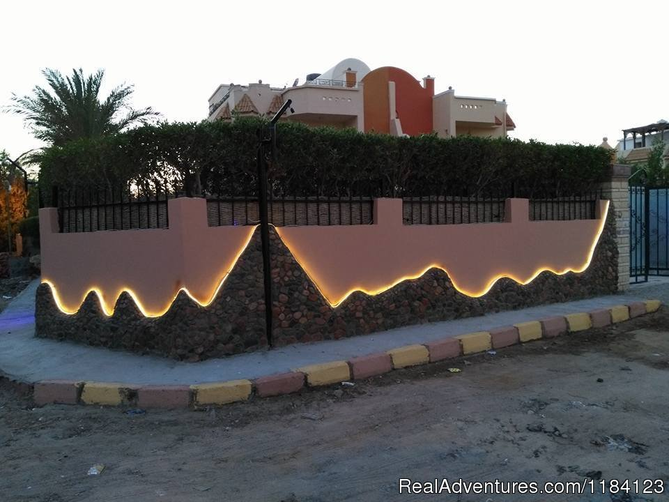 Image #11/12 | Villa-apartment With Private Swimmingpool Hurghada