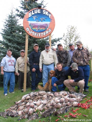 World Class Waterfowl Hunting Alberta