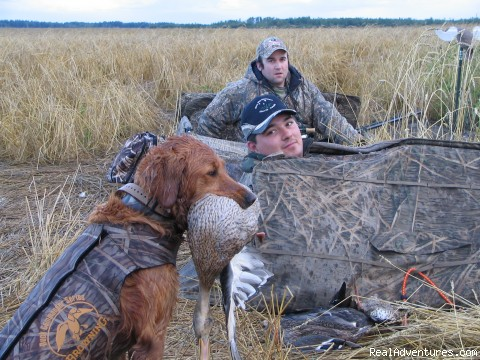 Mrs. Sophie (#10 of 26) - World Class Waterfowl Hunting Alberta