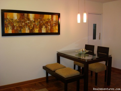 Dinning Room - NEW 2 bd 3 bth duplex just behind the JW Marriott