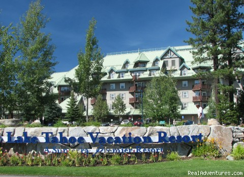 South Lake Tahoe Vacation Resort: Lake Tahoe Vacation Resort