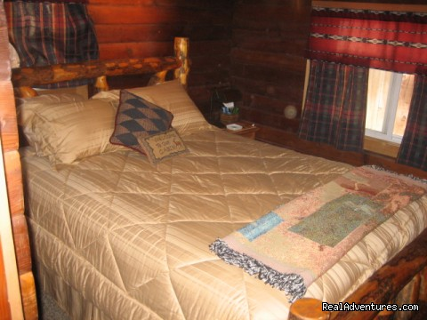 - Charming Romantic Log Cabin