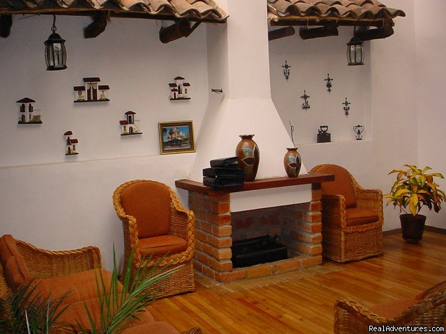 Casa Ordoñez is a colonial spanish house boutique hotel, in the center of Cuenca, Ecuador. It has been kept in the family for several generations and has been restored to maintain its original charm. The city of Cuenca is a
