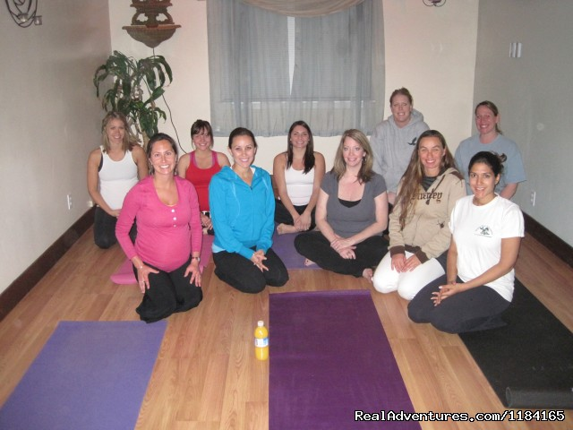 Yoga Boot Camp, Spa Getaway Packages, & more Prenatal Programs
