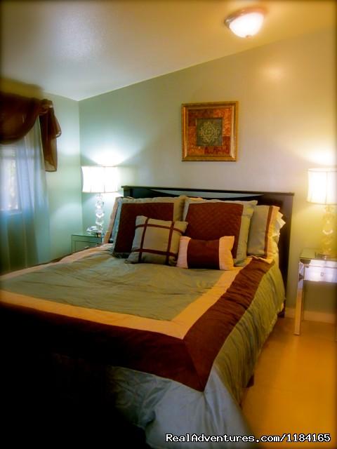 Garden Suite Bedroom (#19 of 24) - Yoga Boot Camp, Spa Getaway Packages, & more