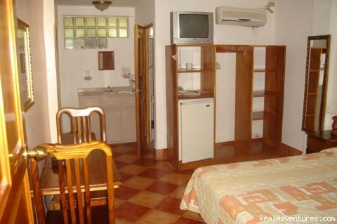 - Copacabana Hotel & Suites