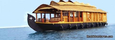 House Boat Cruise Kerala Kumarakom Allapuzha