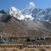 Khumbu Trek - Ama Dablam Articles Nepal