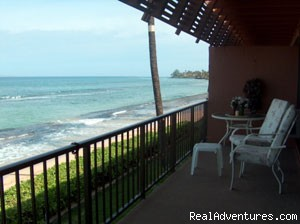 Maui Sands - Ocean Front 2-bed 1-bath Condo