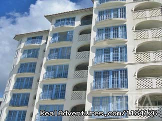Front View - Picturesque Beach Front Barbados 2 - Bdrm Condo