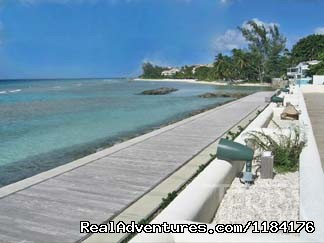 Boardwalk - Picturesque Beach Front Barbados 2 - Bdrm Condo