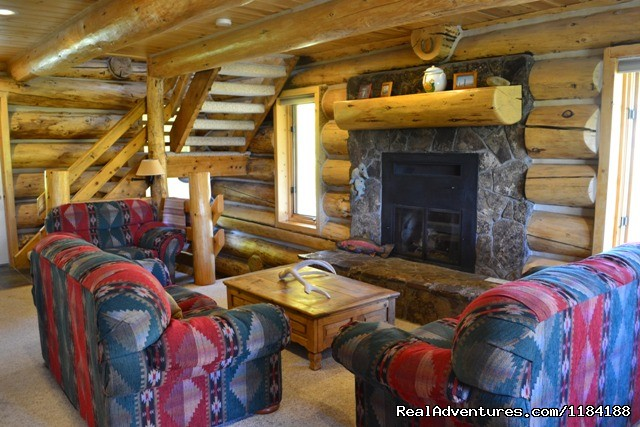 - Cozy Colorado Log Cabin for All Seasons
