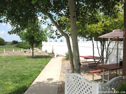 Landscaped Grounds (#2 of 6) - 1st Travel Inn, Oakley, KS