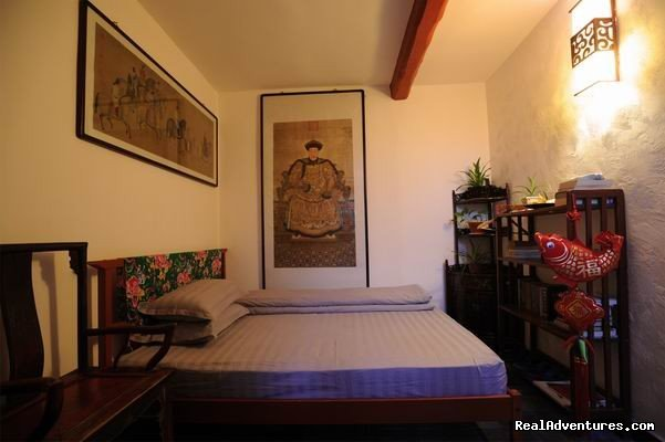 Classic Double Room | Image #3/6 | Beijing Hutong's Antique Courtel