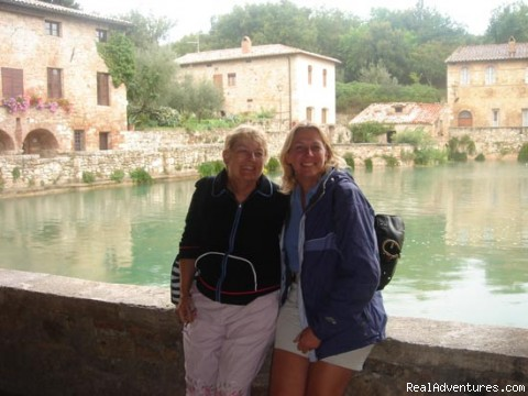 Thermal Roman Baths - Visit the 7 Chakras in Beautiful Tuscany