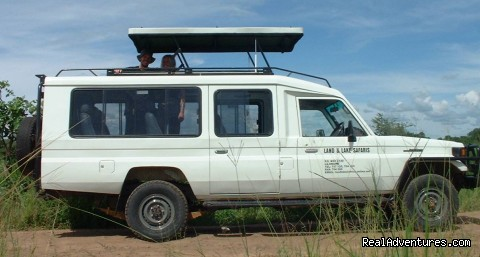 Safari Landcruiser (#2 of 2) - 4x4 Selfdrive  East Africa