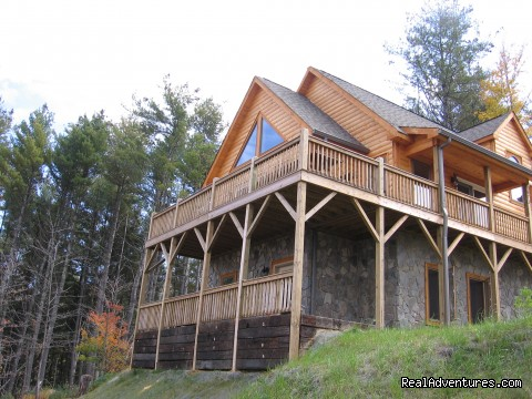 Borrowed Time Cabin - Cabin retreat off the Blue Ridge Parkway