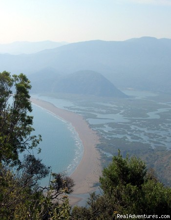 Iztuzu Beach and the Dalyan Delta - British operated Boutique Hotel & Bar