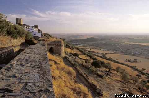 Romantic and Nature At Alentejo Medieval History