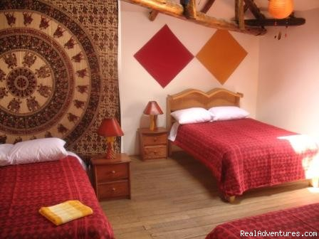 Matrimonial/ group room - Great stay and tours at Hostal Sweet Daybreak