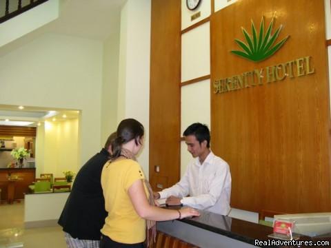 Hanoi Serenity Hotel - Hanoi Old Quater Lobby