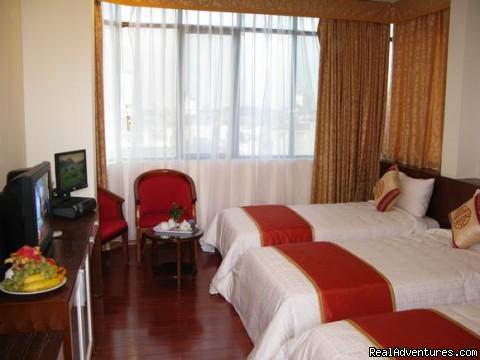 Superior Triple - Hanoi Serenity Hotel - Hanoi Old Quater