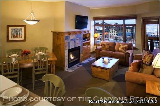 Sundial Resort Property Ski/in ski/out (#3 of 5) - All Mountain Lodging Park City Canyons Properties