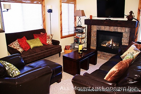 Privately Owned Vacation Rental - All Mountain Lodging Park City Canyons Properties