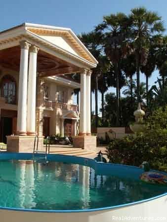 Pool - Queen Villa Ankgor