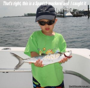 Gulf Shores fishing on your family vacation Fishing Trips Orange Beach, Alabama