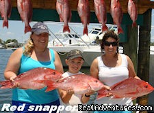- Gulf Shores fishing on your family vacation