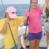 Gulf Shores fishing on your family vacation Girls having fun and fishing in Gulf Shores