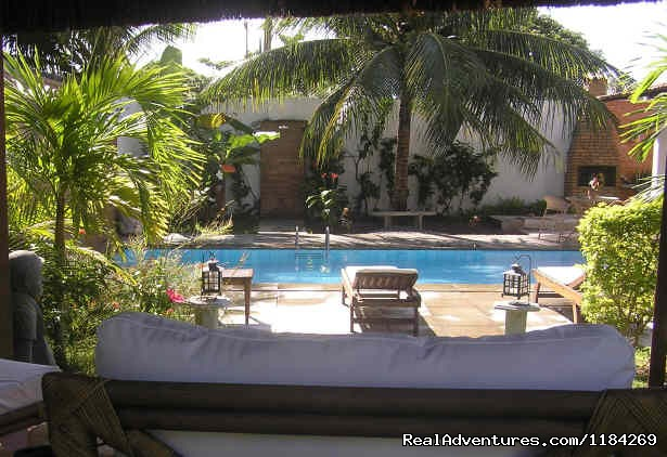 Praia do Frances Alagoas Brazil - Bed and Breakfast Brazil Pousada Roanna